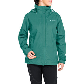 VAUDE Escape Light Jacke Damen nickel green